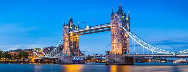 6-Nt Guided England & Scotland Tour w/4-Star Hotels