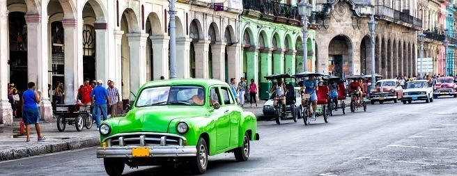Cuba: 4-Nt Guided Tour w/Hotel, Meals & Transfers