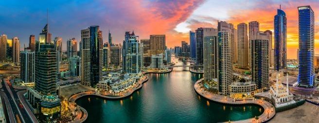 5-Night Dubai Vacation w/Air, Breakfast & More