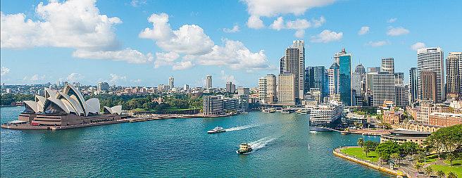 Australia: 5-Nt, 4-Star Sydney Vacation w/Air & Breakfast