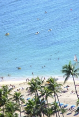 ShermansTravel Deal: Hawaii: 4-Star Honolulu Marriott Resort & Spa, 15% Off